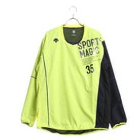 デサント DESCENTE ユニセックス バレーボール 長袖Tシャツ ウォーマージャケット DVB-3751L