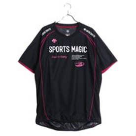 デサント DESCENTE ユニセックス バレーボール 半袖Tシャツ 半袖プラクティスピステ DVB-3760