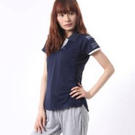 デサント DESCENTE レディース 半袖ポロシャツ サンスクリーンスキッパーシャツ DAT-4723W