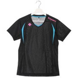 デサント DESCENTE レディース バレーボール 半袖Tシャツ 半袖プラクティスシャツ DVB-5722W