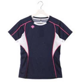 デサント DESCENTE レディース バレーボール 半袖Tシャツ 半袖プラクティスシャツ DVB-5724W