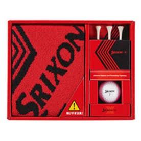 ダンロップ DUNLOP メンズ ゴルフ ボールギフト SRIXON-X- ボールギフト GGF-F1016 GGFF1046G 123