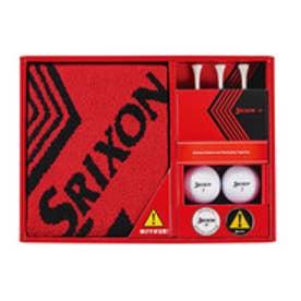 ダンロップ DUNLOP メンズ ゴルフ ボールギフト SRIXON-X- ボールギフト GGF-F2077 GGFF2077G 236