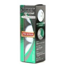ダンロップ Dunlop ゴルフボール SRIXON スリクソン TRI-STAR プレミアムホワイト