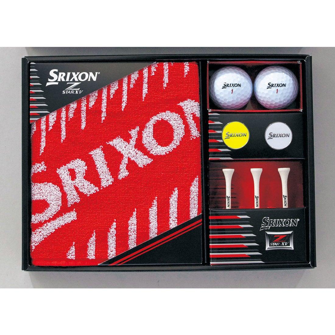 ロコンド 靴とファッションの通販サイトダンロップ DUNLOP ゴルフ ボールギフト スリクソン スリクソンボール入りギフト GGF-F2074 GGFF2074G