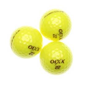 ダンロップ DUNLOP ゴルフ 公認球 XXIO SUPER SOFT X プレミアムイエロー XNSPSFYL3