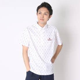 【アウトレット】ダンロップ DUNLOP メンズ ゴルフ 半袖シャツ 66104