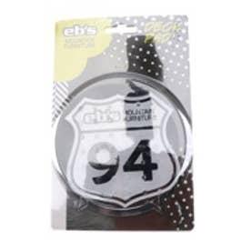 エビス eb's デッキパッド ストンプルート94 3500412 (ホワイト)