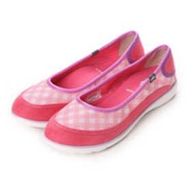 エレッセ ellesse フラットシューズ V-CL003 V-CL003 ピンク 4199 (ピンク)