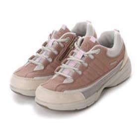 エレッセ ellesse ウォーキングシューズ V-WK360 V-WK360 ピンク 4018 (ピンク)