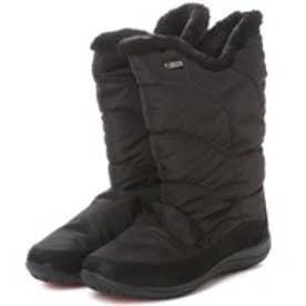 エレッセ ellesse レディス ロングブーツ V-WT570-1A V-WT570 0 1280 (ブラック)