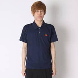 エレッセ ellesse テニス用ポロシャツ ポロシャツ EM06112 ネイビー  (イタリアンネービー)