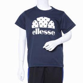 エレッセ ellesse テニス 半袖 Tシャツ Sスリーブハーフボールクルー EM08116