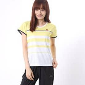 エレッセ ellesse レディース テニス 半袖Tシャツ ゲームシャツ EW07119
