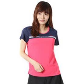 エレッセ ellesse レディース テニス 半袖Tシャツ プラクティスTシャツ EW17322