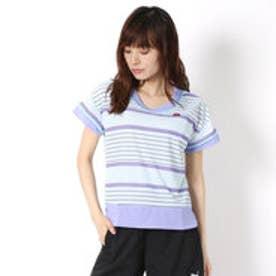 エレッセ ellesse レディース テニス 半袖Tシャツ プラクティスTシャツ EW07328A