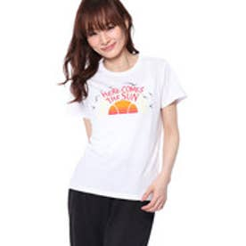 エレッセ ellesse レディース テニス 半袖 Tシャツ サンライズT EW18112