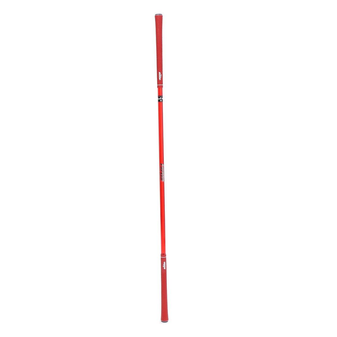 エリートグリップ elite grips ユニセックス ゴルフ スイング練習器具 heavy hetter 1SPEED レッド(RED) TT1-HHRD
