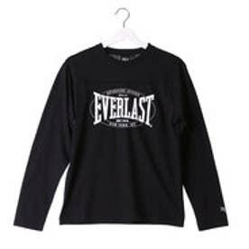 エバーラスト EVERLAST メンズ 長袖Tシャツ EVER LASTプリント長袖Tシャツ ELC63111