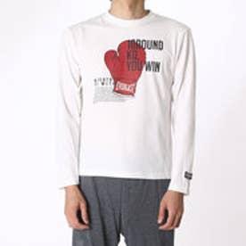 エバーラスト EVERLAST メンズ 長袖Tシャツ EVER LASTプリント長袖Tシャツ ELC63110