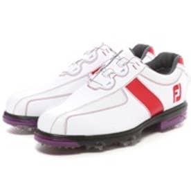 フットジョイ FootJoy ダイヤル式ゴルフシューズ 52471 ホワイト
