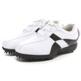 フットジョイ FootJoy ゴルフシューズ eComfort Boa 98601 ホワイト