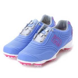 フットジョイ FootJoy レディース ゴルフ ダイヤル式スパイクシューズ 17 アスパイア ボア PU 9248767160 52