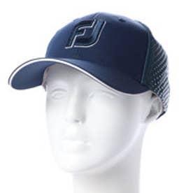 フットジョイ FootJoy メンズ ゴルフ キャップ FJパフォーマンスBOA CAP 9683210048 (ネイビー)