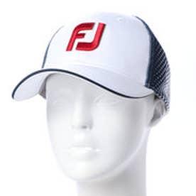 フットジョイ FootJoy メンズ ゴルフ キャップ FJパフォーマンスBOA CAP 9683210062 (ホワイト)
