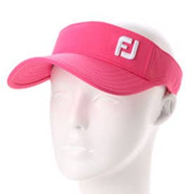 フットジョイ FootJoy レディース ゴルフ サンバイザー ウィメンズベーシックサンバイザー 9683860649
