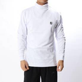 フットジョイ FootJoy メンズ ゴルフ 長袖シャツ タートルネックウォームシャツ 9248953426 (ホワイト)