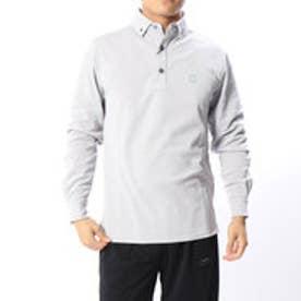 フットジョイ FootJoy メンズ ゴルフ 長袖シャツ ジオメトリックジャカードシャツ 9248951071 (ホワイト)