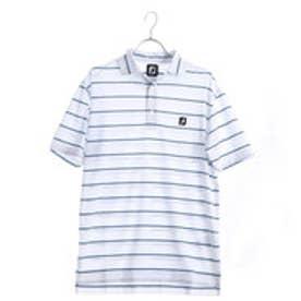 フットジョイ FootJoy ゴルフ 半袖 シャツ ストライプシャツ 9248790137
