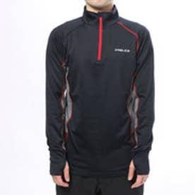 ファブリス FABLICE メンズ スキー/スノーボード 機能インナー スキーストレッチハーフZIPシャツ FA-6U15206