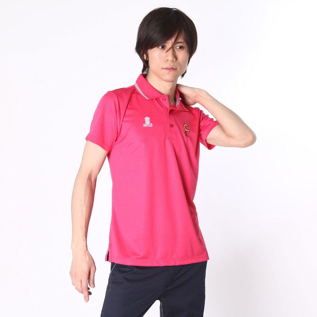 【SALE 81%OFF】【アウトレット】フィッチェ ゴルフ FICCE GOLF ゴルフシャツ 小紋柄ジャガードポロ 261101 メンズ