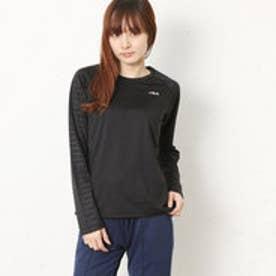 フィラ FILA Tシャツ FL-9A26015TL  ブラック (ブラック)