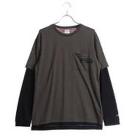 フィラ FILA メンズ 長袖Tシャツ FL-9C15017TL 2P