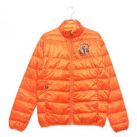 フィラ FILA メンズ ゴルフ 長袖ウインドブレーカー ブルゾン 788215 (オレンジ)