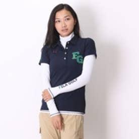 フィラ FILA ゴルフシャツ 長袖 795-511 ネイビー (ネイビー)