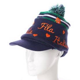 フィラ FILA レディース ゴルフ ニット帽子 796914