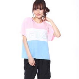 フィラ FILA レディース 半袖Tシャツ FL-9C21868TS 2P