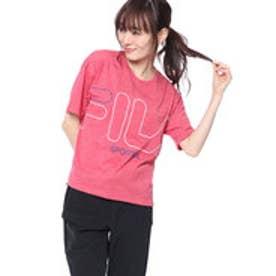 フィラ FILA レディース 半袖 Tシャツ FL-9C21798TS 2P