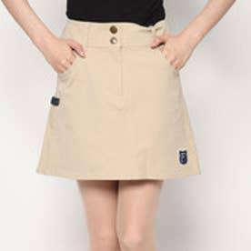 フィラ FILA レディース ゴルフ スカート インナーパンツ付きスカート 798306 (ベージュ)