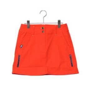 フィラ FILA レディース ゴルフ スカート スカート 798301 (オレンジ)