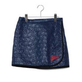 フィラ FILA レディース ゴルフ ウインドスカート 巻きスカート 798935 (ネイビー)