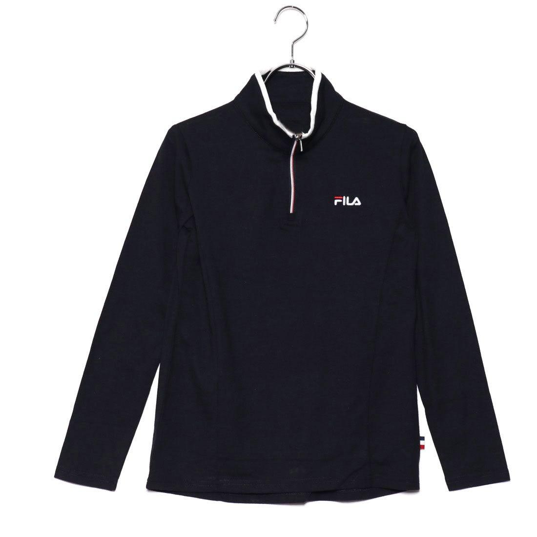 be175a08433 フィラ FILA レディース 長袖Tシャツ FL-9C25018PL -レディースファッション通販 ロコンドガールズコレクション (ロココレ)
