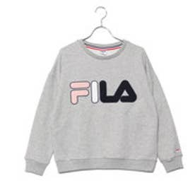 フィラ FILA レディース スウェットトレーナー FL-9C25078TJロゴ