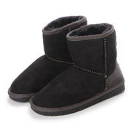 フクトクショウジ FUKUTOKU-SHOJI ブーツ FUツー10156BK8166 ブラック 8166 (ブラック)