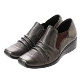 グリーンシューズ Green Shoes カジュアルシューズ 本革カジュアルシューズ 1568 ブラウン 4195 (ブラウン)