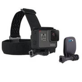 ゴープロ GoPro ライフスタイル 小物 ACHOM-001 ヘッドストラップ&クリップ ACHOM-001